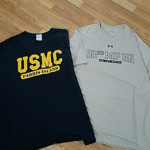 2 Men's t-shirts